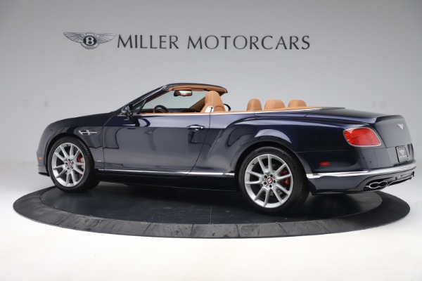 Used 2016 Bentley Continental GTC V8 S for sale Sold at Maserati of Greenwich in Greenwich CT 06830 4