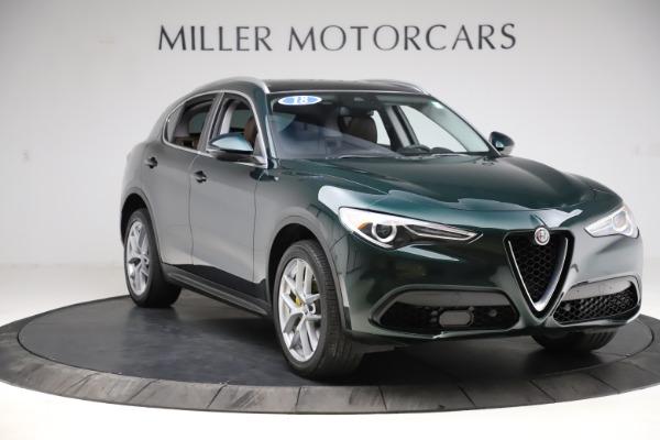 Used 2018 Alfa Romeo Stelvio Ti Q4 for sale $32,900 at Maserati of Greenwich in Greenwich CT 06830 11