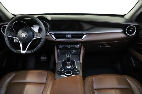 Used 2018 Alfa Romeo Stelvio Ti Q4 for sale $32,900 at Maserati of Greenwich in Greenwich CT 06830 16