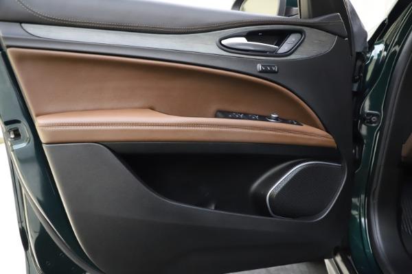 Used 2018 Alfa Romeo Stelvio Ti Q4 for sale $32,900 at Maserati of Greenwich in Greenwich CT 06830 17
