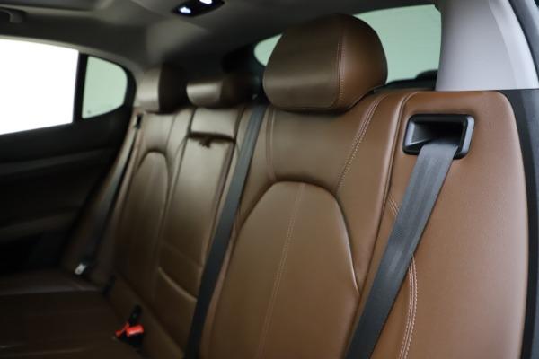 Used 2018 Alfa Romeo Stelvio Ti Q4 for sale $32,900 at Maserati of Greenwich in Greenwich CT 06830 18