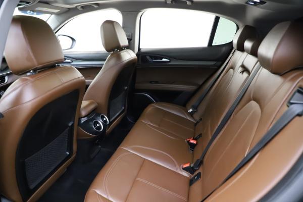 Used 2018 Alfa Romeo Stelvio Ti Q4 for sale $32,900 at Maserati of Greenwich in Greenwich CT 06830 19