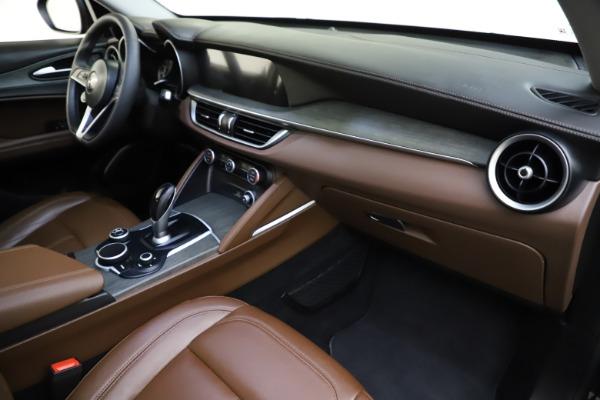 Used 2018 Alfa Romeo Stelvio Ti Q4 for sale $32,900 at Maserati of Greenwich in Greenwich CT 06830 22