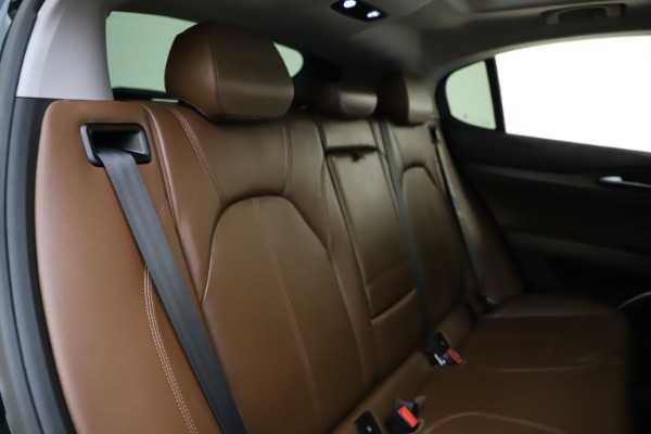 Used 2018 Alfa Romeo Stelvio Ti Q4 for sale $32,900 at Maserati of Greenwich in Greenwich CT 06830 26