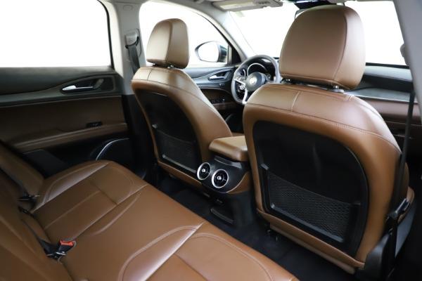 Used 2018 Alfa Romeo Stelvio Ti Q4 for sale $32,900 at Maserati of Greenwich in Greenwich CT 06830 28
