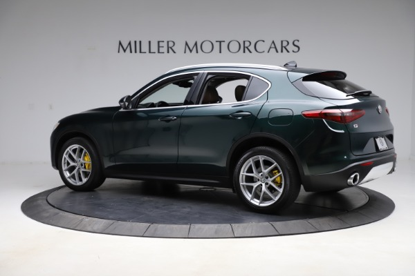 Used 2018 Alfa Romeo Stelvio Ti Q4 for sale $32,900 at Maserati of Greenwich in Greenwich CT 06830 4