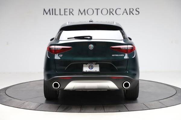 Used 2018 Alfa Romeo Stelvio Ti Q4 for sale $32,900 at Maserati of Greenwich in Greenwich CT 06830 6