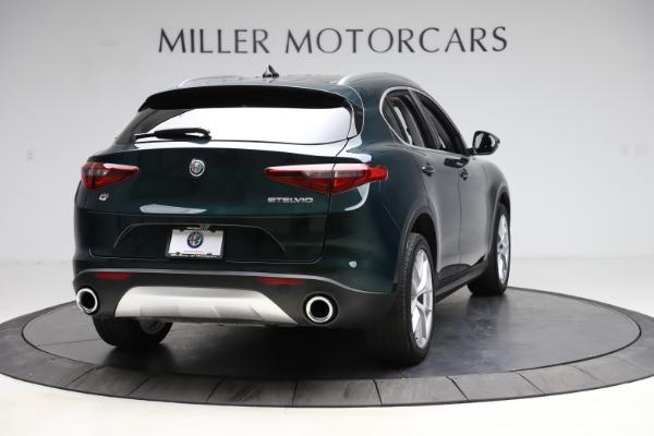 Used 2018 Alfa Romeo Stelvio Ti Q4 for sale $32,900 at Maserati of Greenwich in Greenwich CT 06830 7