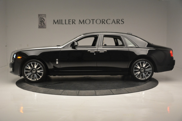 New 2019 Rolls-Royce Ghost for sale Sold at Maserati of Greenwich in Greenwich CT 06830 3