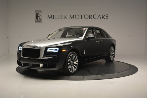 New 2019 Rolls-Royce Ghost for sale Sold at Maserati of Greenwich in Greenwich CT 06830 1
