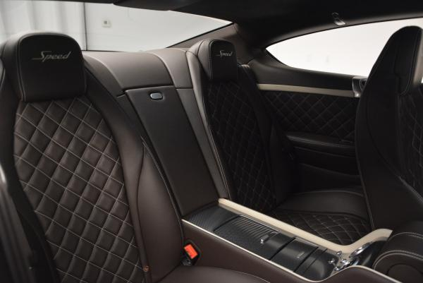 Used 2016 Bentley Continental GT Speed for sale Sold at Maserati of Greenwich in Greenwich CT 06830 19
