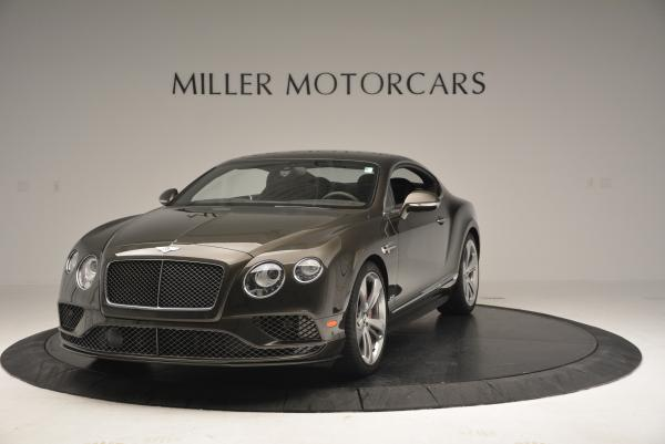 Used 2016 Bentley Continental GT Speed for sale Sold at Maserati of Greenwich in Greenwich CT 06830 1