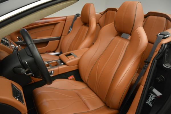 Used 2012 Aston Martin Virage Volante for sale Sold at Maserati of Greenwich in Greenwich CT 06830 21