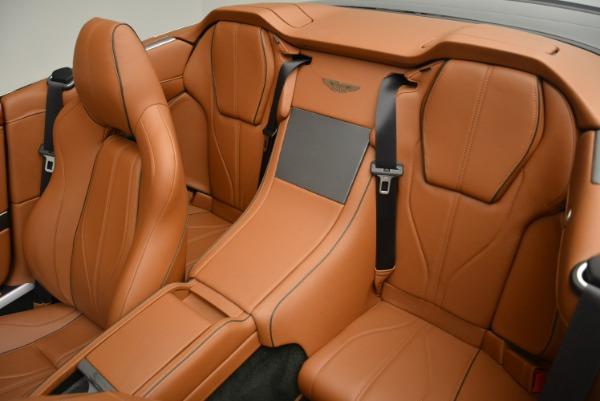 Used 2012 Aston Martin Virage Volante for sale Sold at Maserati of Greenwich in Greenwich CT 06830 22