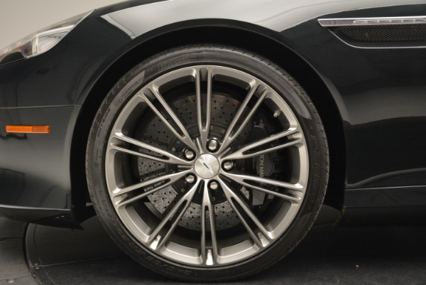 Used 2012 Aston Martin Virage Volante for sale Sold at Maserati of Greenwich in Greenwich CT 06830 26