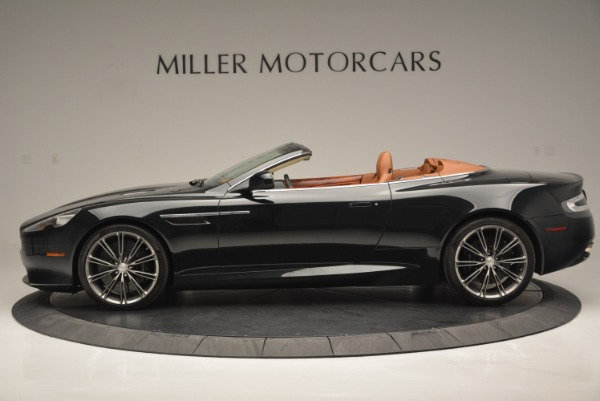 Used 2012 Aston Martin Virage Volante for sale Sold at Maserati of Greenwich in Greenwich CT 06830 3