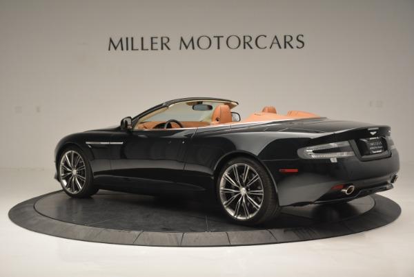 Used 2012 Aston Martin Virage Volante for sale Sold at Maserati of Greenwich in Greenwich CT 06830 4