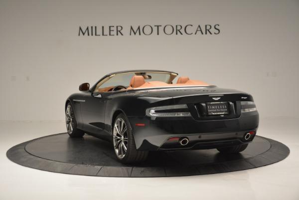 Used 2012 Aston Martin Virage Volante for sale Sold at Maserati of Greenwich in Greenwich CT 06830 5