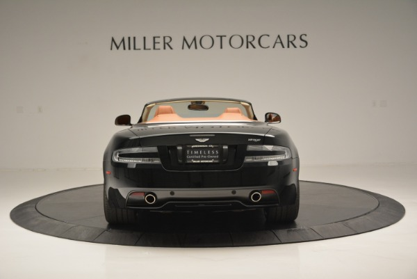 Used 2012 Aston Martin Virage Volante for sale Sold at Maserati of Greenwich in Greenwich CT 06830 6
