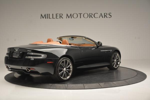 Used 2012 Aston Martin Virage Volante for sale Sold at Maserati of Greenwich in Greenwich CT 06830 8