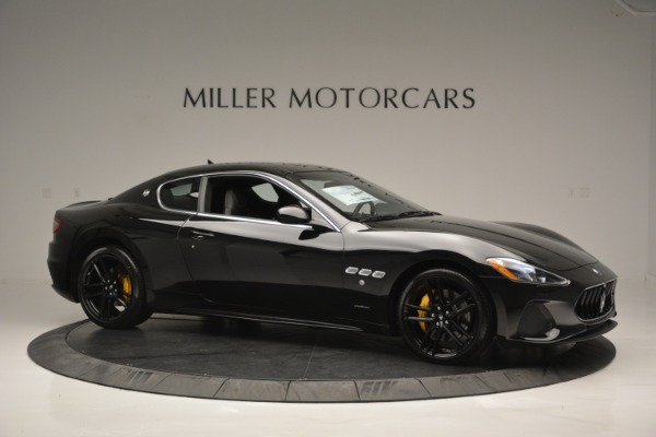 New 2018 Maserati GranTurismo Sport for sale Sold at Maserati of Greenwich in Greenwich CT 06830 10