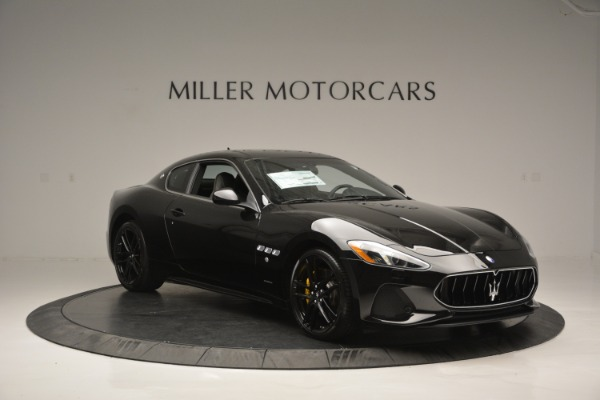 New 2018 Maserati GranTurismo Sport for sale Sold at Maserati of Greenwich in Greenwich CT 06830 11
