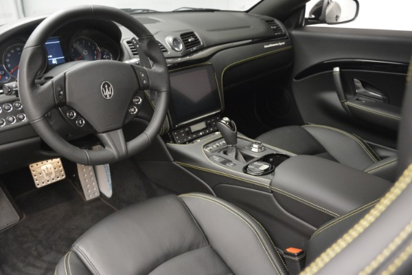 New 2018 Maserati GranTurismo Sport for sale Sold at Maserati of Greenwich in Greenwich CT 06830 13