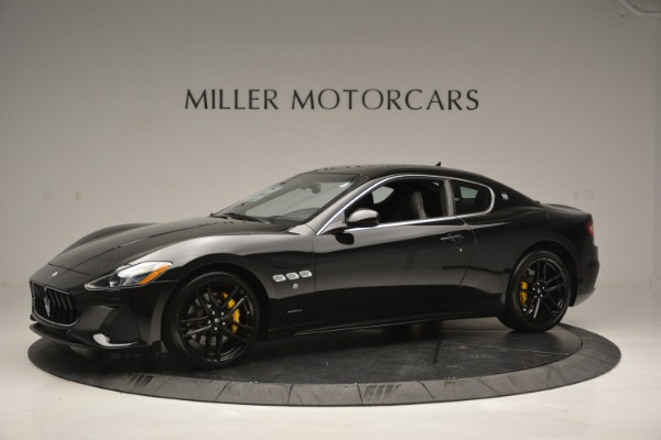 New 2018 Maserati GranTurismo Sport for sale Sold at Maserati of Greenwich in Greenwich CT 06830 2