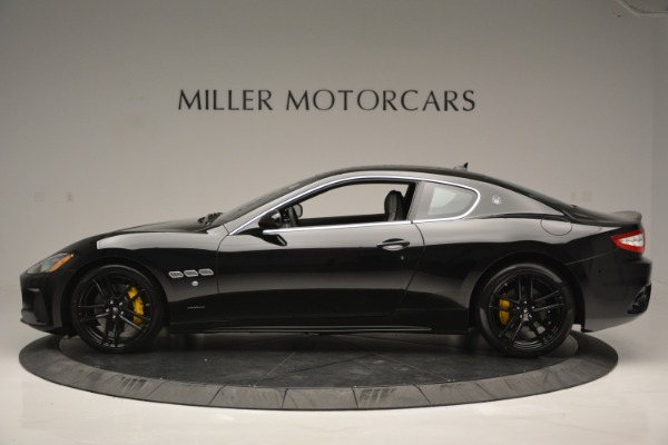 New 2018 Maserati GranTurismo Sport for sale Sold at Maserati of Greenwich in Greenwich CT 06830 3