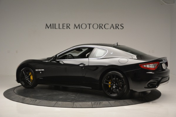 New 2018 Maserati GranTurismo Sport for sale Sold at Maserati of Greenwich in Greenwich CT 06830 4