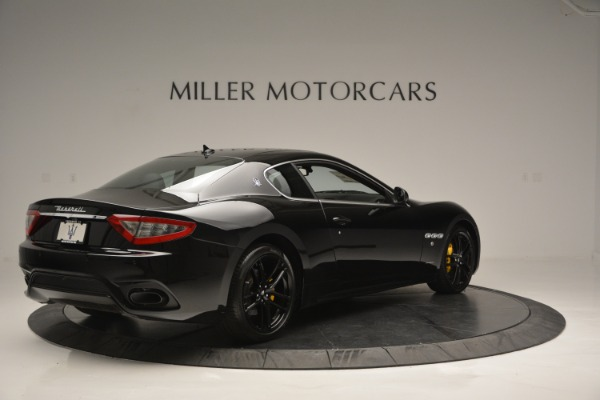 New 2018 Maserati GranTurismo Sport for sale Sold at Maserati of Greenwich in Greenwich CT 06830 7