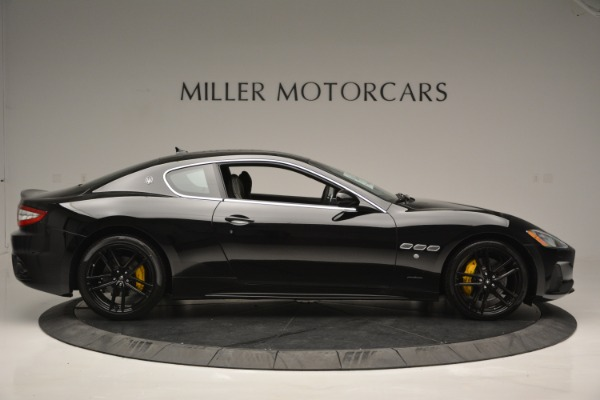 New 2018 Maserati GranTurismo Sport for sale Sold at Maserati of Greenwich in Greenwich CT 06830 9