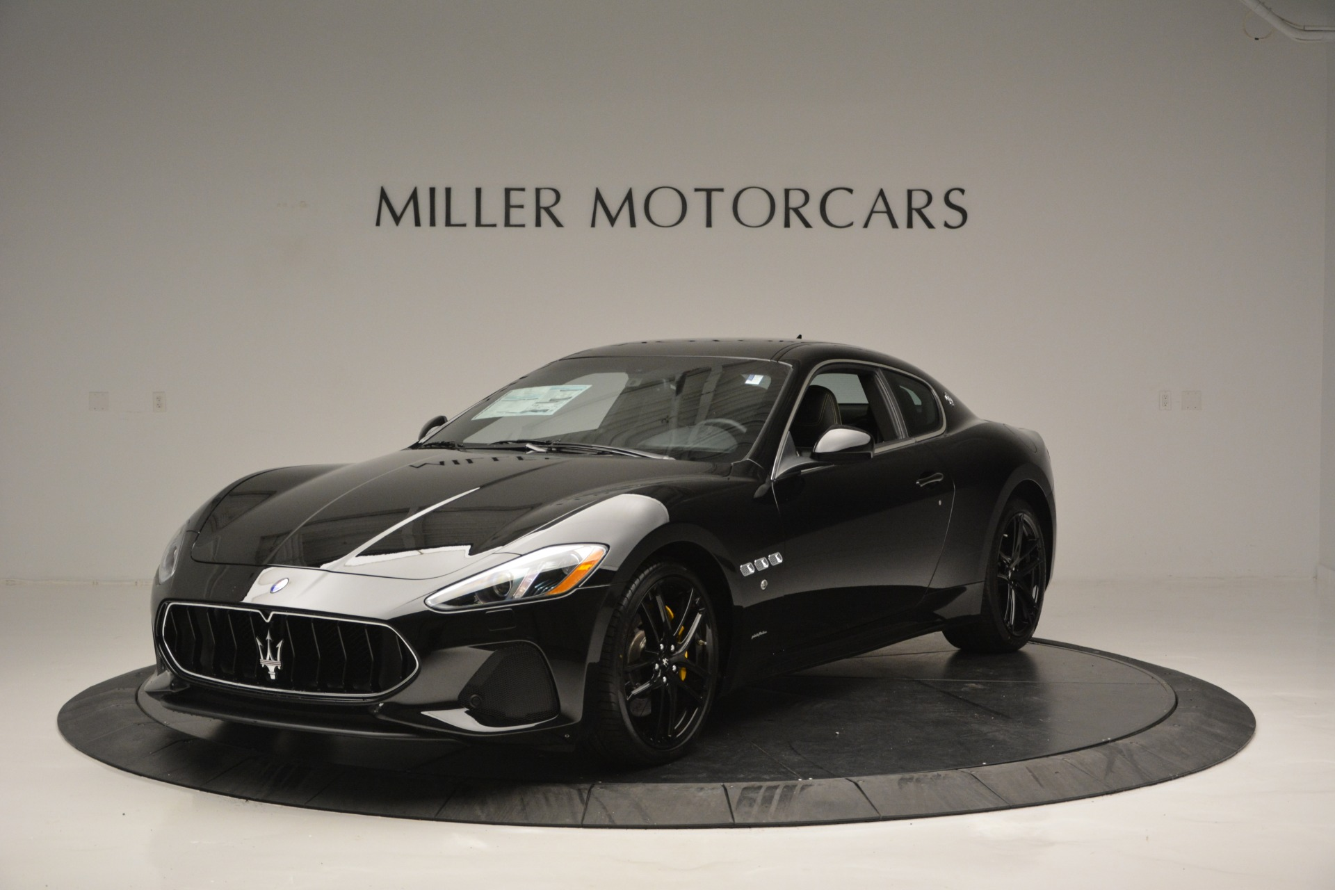 New 2018 Maserati GranTurismo Sport for sale Sold at Maserati of Greenwich in Greenwich CT 06830 1