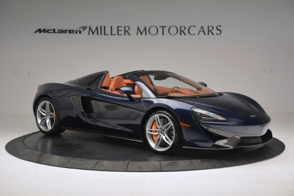 New 2019 McLaren 570S Spider Convertible for sale Sold at Maserati of Greenwich in Greenwich CT 06830 10