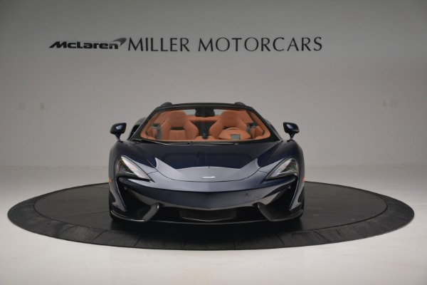 New 2019 McLaren 570S Spider Convertible for sale Sold at Maserati of Greenwich in Greenwich CT 06830 12