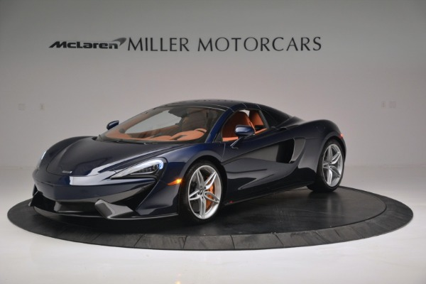 New 2019 McLaren 570S Spider Convertible for sale Sold at Maserati of Greenwich in Greenwich CT 06830 15