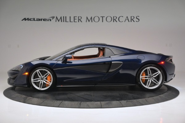 New 2019 McLaren 570S Spider Convertible for sale Sold at Maserati of Greenwich in Greenwich CT 06830 16