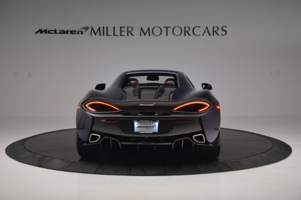 New 2019 McLaren 570S Spider Convertible for sale Sold at Maserati of Greenwich in Greenwich CT 06830 18