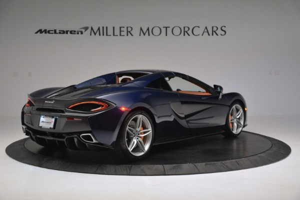 New 2019 McLaren 570S Spider Convertible for sale Sold at Maserati of Greenwich in Greenwich CT 06830 19