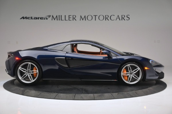 New 2019 McLaren 570S Spider Convertible for sale Sold at Maserati of Greenwich in Greenwich CT 06830 20