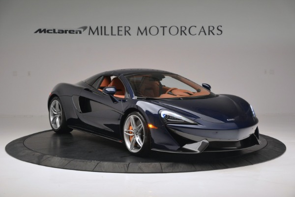 New 2019 McLaren 570S Spider Convertible for sale Sold at Maserati of Greenwich in Greenwich CT 06830 21