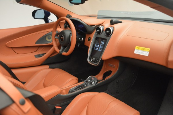 New 2019 McLaren 570S Spider Convertible for sale Sold at Maserati of Greenwich in Greenwich CT 06830 26
