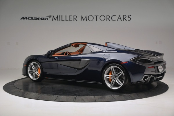 New 2019 McLaren 570S Spider Convertible for sale Sold at Maserati of Greenwich in Greenwich CT 06830 4
