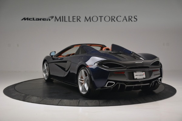 New 2019 McLaren 570S Spider Convertible for sale Sold at Maserati of Greenwich in Greenwich CT 06830 5