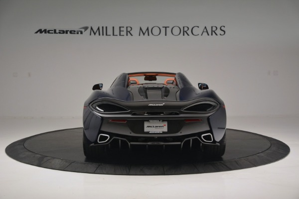 New 2019 McLaren 570S Spider Convertible for sale Sold at Maserati of Greenwich in Greenwich CT 06830 6
