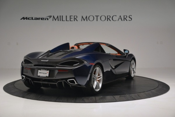 New 2019 McLaren 570S Spider Convertible for sale Sold at Maserati of Greenwich in Greenwich CT 06830 7