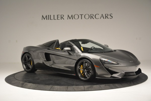 Used 2019 McLaren 570S Spider Convertible for sale Sold at Maserati of Greenwich in Greenwich CT 06830 10
