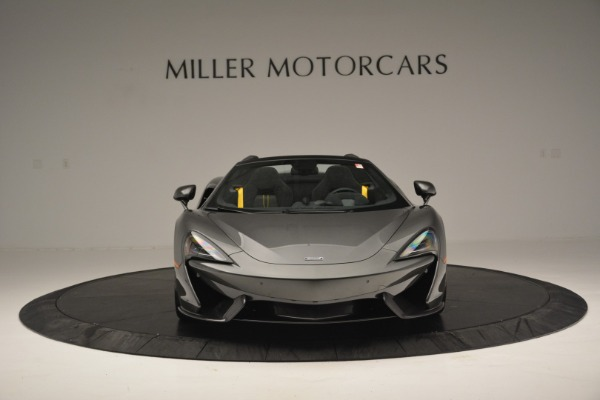 Used 2019 McLaren 570S Spider Convertible for sale Sold at Maserati of Greenwich in Greenwich CT 06830 12