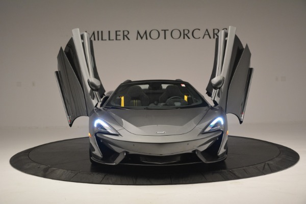 Used 2019 McLaren 570S Spider Convertible for sale Sold at Maserati of Greenwich in Greenwich CT 06830 13