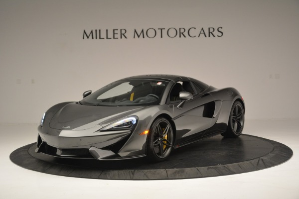 Used 2019 McLaren 570S Spider Convertible for sale Sold at Maserati of Greenwich in Greenwich CT 06830 15